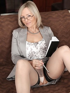 Necessary Beautiful hairy classy blonde milf thumbs know