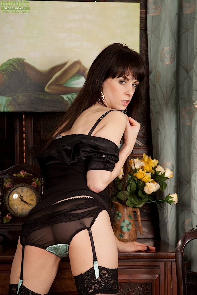 Naked skinny women in stockings opinion obvious