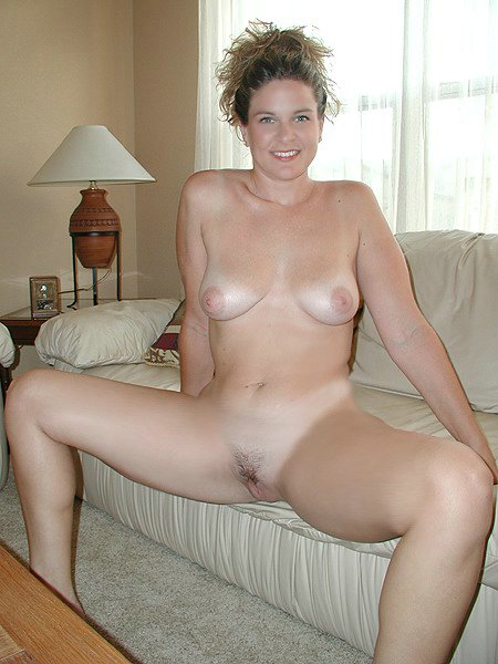 Mature downblouse